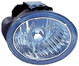 2002 - 2007 Nissan Altima Fog Light Assembly Replacement Housing / Lens / Cover - Right (Passenger) Side