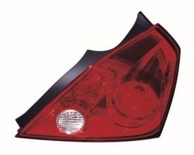 2008 2013 nissan altima rear tail light right passenger side 2 door go parts. Black Bedroom Furniture Sets. Home Design Ideas