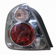 2002 2006 Nissan Altima Tail Light Replacement