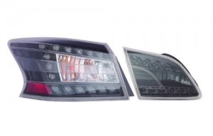 2013 - 2014 Nissan Sentra Tail Light - Advance Exclusive ...
