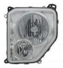 2008-2009 Jeep Liberty Headlight Assembly - Left (Driver)