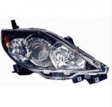 2006-2007 Mazda 5 Mazda5 Headlight Assembly (OEM) - Right (Passenger)