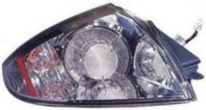 2007-2010 Mitsubishi Eclipse Tail Light Rear Lamp - Right (Passenger)