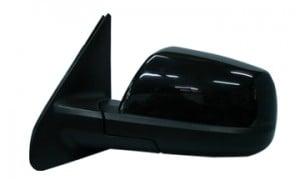 2008-2013 Toyota Sequoia Side View Mirror - Left (Driver)