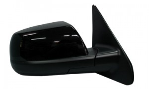 2008-2013 Toyota Sequoia Side View Mirror - Right (Passenger)