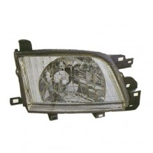 2001 -  2002 Subaru Forester Front Headlight Assembly Replacement Housing / Lens / Cover - Left (Driver) Side