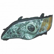 2008 -  2009 Subaru Outback Front Headlight Assembly Replacement Housing / Lens / Cover - Left (Driver) Side