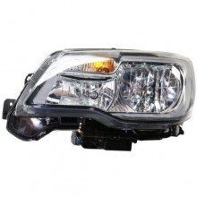 2017 - 2018 Subaru Forester Headlight Assembly - Left (Driver) (CAPA Certified)