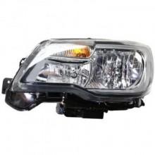 2017 - 2018 Subaru Forester Headlight Assembly - Right (Passenger)