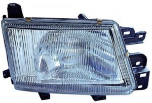 1999 -  2000 Subaru Forester Front Headlight Assembly Replacement Housing / Lens / Cover - Right (Passenger) Side