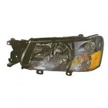 2003 -  2004 Subaru Forester Front Headlight Assembly Replacement Housing / Lens / Cover - Right (Passenger) Side