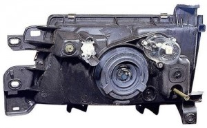 1998 - 1998 Subaru Forester Front Headlight Assembly Replacement Housing / Lens / Cover - Right (Passenger) Side