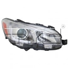 2015 - 2020 Subaru WRX Front Headlight Assembly Replacement Housing / Lens / Cover - Right (Passenger) Side