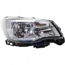 2017 Subaru Forester Headlight Assembly - Right (Passenger)