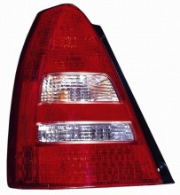 2003 - 2005 Subaru Forester Rear Tail Light Assembly Replacement / Lens / Cover - Left (Driver) Side