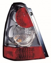 2006 - 2008 Subaru Forester Rear Tail Light Assembly Replacement / Lens / Cover - Left (Driver) Side - (2.5 X + 2.5 XS + 2.5 XS Premium + 2.5 XT + Anniversary Edition + X + X L.L. Bean Edition + XT + XT Limited)