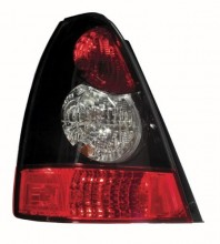 2008 - 2008 Subaru Forester Rear Tail Light Assembly Replacement / Lens / Cover - Left (Driver) Side - (Sports 2.5 X + Sports 2.5 XT)