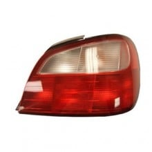 2002 -  2003 Subaru Impreza Rear Tail Light Assembly Replacement / Lens / Cover - Right (Passenger) Side - (4 Door; Sedan)