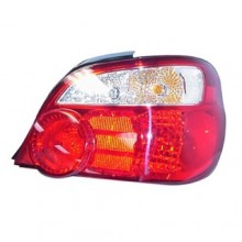 2004 -  2005 Subaru Impreza Rear Tail Light Assembly Replacement / Lens / Cover - Right (Passenger) Side - (4 Door; Sedan)