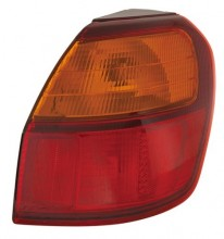 2000 - 2004 Subaru Outback Rear Tail Light Assembly Replacement / Lens / Cover - Right (Passenger) Side - (Wagon)