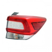 2017 Subaru Impreza Tail Light Rear Lamp - Right (Passenger)