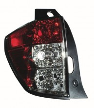2009 - 2013 Subaru Forester Rear Tail Light Assembly Replacement Housing / Lens / Cover - Left (Driver) Side