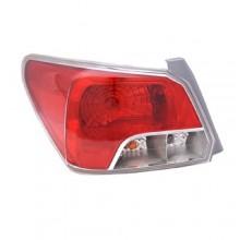 2012 -  2013 Subaru Impreza Rear Tail Light Assembly Replacement Housing / Lens / Cover - Left (Driver) Side - (Sedan)