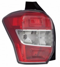 2014 - 2016 Subaru Forester Rear Tail Light Assembly Replacement Housing / Lens / Cover - Left (Driver) Side