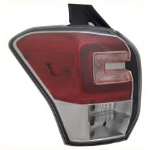 2017 - 2018 Subaru Forester Tail Light Rear Lamp - Left (Driver)