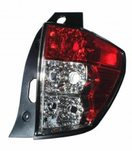 2009 - 2013 Subaru Forester Rear Tail Light Assembly Replacement Housing / Lens / Cover - Right (Passenger) Side