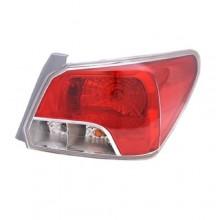 2012 -  2013 Subaru Impreza Rear Tail Light Assembly Replacement Housing / Lens / Cover - Right (Passenger) Side - (Sedan)