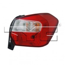 2012 -  2016 Subaru Impreza Rear Tail Light Assembly Replacement Housing / Lens / Cover - Right (Passenger) Side - (Wagon)