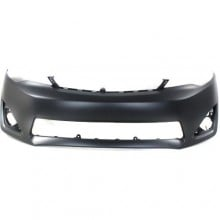 2012 - 2014 Toyota Camry Hybrid Front Bumper Cover Replacement