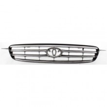 2003 - 2004 Toyota Corolla  Grille Assembly Replacement