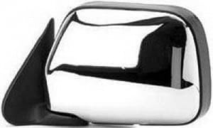 1990 - 1995 Toyota 4Runner Side View Mirror Assembly / Cover / Glass Replacement - Left (Driver) Side