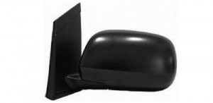 2004 -  2010 Toyota Sienna Side View Mirror Assembly / Cover / Glass Replacement - Left (Driver) Side