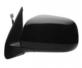 2005 -  2011 Toyota Tacoma Side View Mirror - Left (Driver) Side - (Standard Cab Pickup + Extended Cab Pickup)