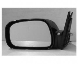 2002 -  2006 Toyota Camry Side View Mirror - Left (Driver) Side