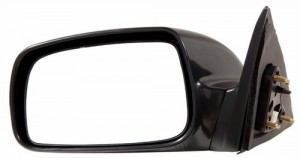 2007 -  2011 Toyota Camry Side View / Door Mirror Assembly / Cover / Glass Replacement - Left (Driver) Side