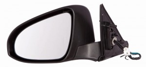 2015 Toyota Camry Side View Mirror Assembly / Cover / Glass Replacement - Left (Driver) Side