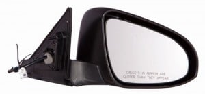 2015 Toyota Camry Side View / Door Mirror Assembly / Cover / Glass Replacement - Right (Passenger) Side