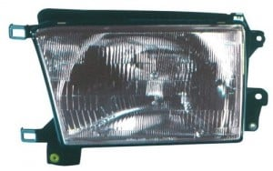 1996 -  1998 Toyota 4Runner Front Headlight Assembly Replacement Housing / Lens / Cover - Left (Driver) Side