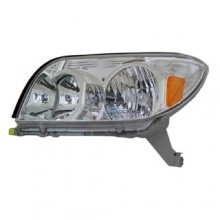 2003 - 2005 Toyota 4Runner Front Headlight Assembly Replacement Housing / Lens / Cover - Left (Driver) Side