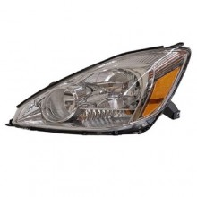 2004 - 2005 Toyota Sienna Front Headlight Assembly Replacement Housing / Lens / Cover - Left (Driver) Side