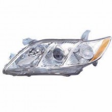 2007 -  2009 Toyota Camry Front Headlight Assembly Replacement Housing / Lens / Cover - Left (Driver) Side