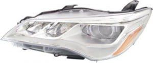 2015 - 2017 Toyota Camry Headlight Assembly -   (CAPA Certified)