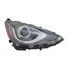 2015 - 2017 Toyota Prius C Headlight Assembly - Left (Driver)  (CAPA Certified)