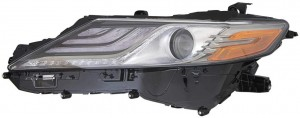 2019 - 2019 Toyota Camry Headlight Assembly - Left (Driver)