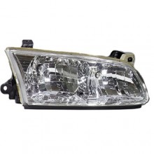 2000 - 2001 Toyota Camry Front Headlight Assembly Replacement Housing / Lens / Cover - Right (Passenger) Side