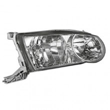 2001 -  2002 Toyota Corolla Front Headlight Assembly Replacement Housing / Lens / Cover - Right (Passenger) Side